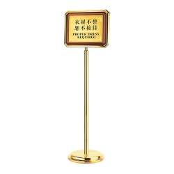 Stand Signage-Umbrella Bag Stand-1395