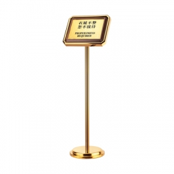 Stand Signage-Umbrella Bag Stand-1398