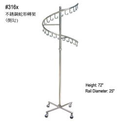 Clothing Racks-Accessories-Hat Coat Stands-1327