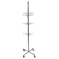 Clothing Racks-Accessories-Hat Coat Stands-3805