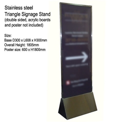 Stand Signage-Umbrella Bag Stand-1322